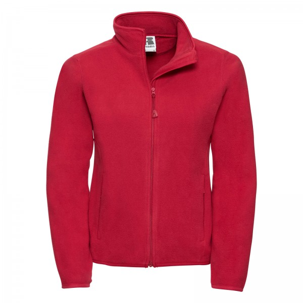 Damen Micro Fleece Jacke HOVA