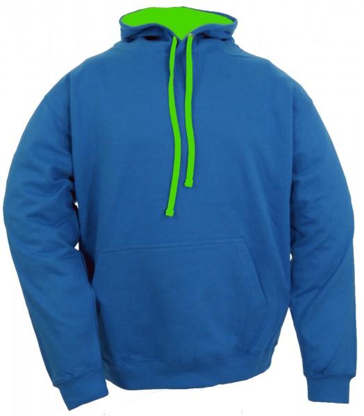 Männer Kapuzen Sweatshirt VARSITY