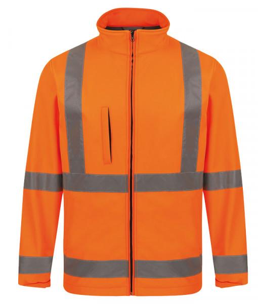 Warnschutzjacke >> Sicherheitsjacke Softshell