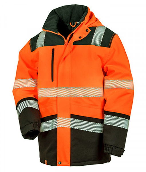 Warnschutzjacke >> Pilotjacke | Wasserdicht