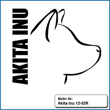 Akita Inu Akita Inu Hunde Motiv Akitas Akita Inu sticken Hundesportbekleidung Hundesport Bekleidung mit Akita Inu besticken