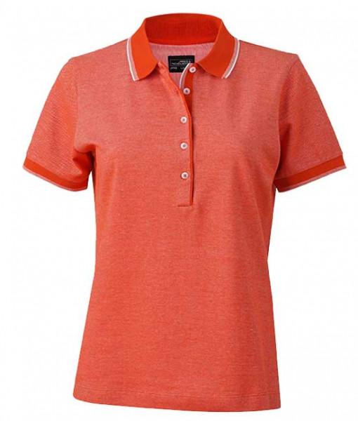Bicolor Polo-Shirt BINE