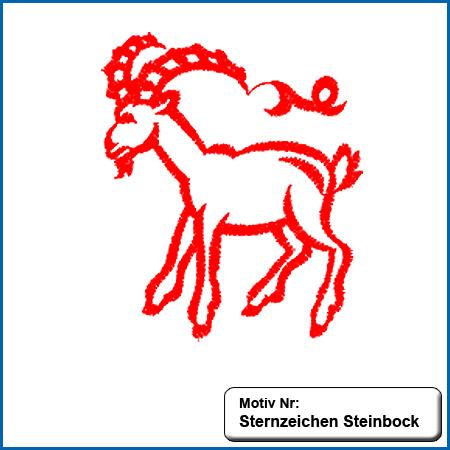Sternzeichen Steinbock sticken Handtücher mit Namen, handtuch mit namen, handtücher, name, namen, besticken, individuell, Sternzeichen Steinbock bestickt