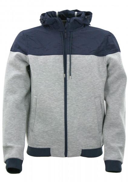 Männer Kapuzen Sweatshirt Jacke VOLTAGE